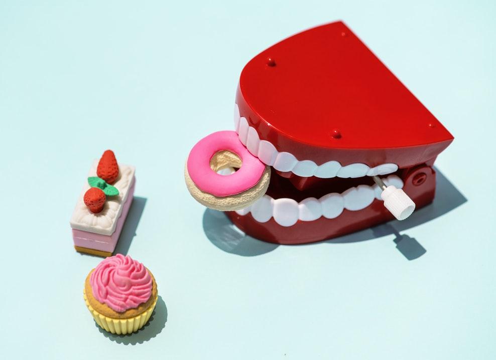 Budde und Matsson Zahngesunde Ernährung